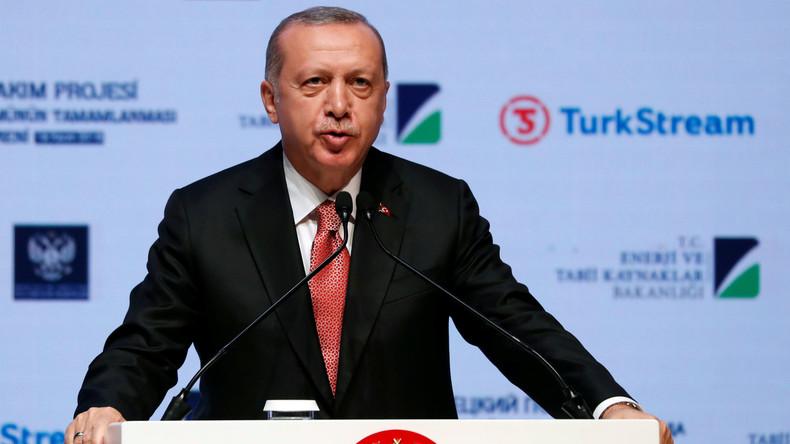 Turquie : Erdogan s'en prend à un opposant écroué en le comparant au «célèbre juif hongrois Soros»
