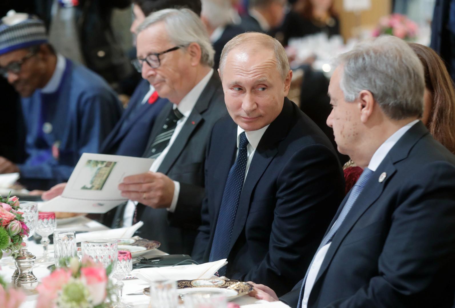 L'Elysée a-t-il tout fait pour éviter des pourparlers entre Trump et Poutine à Paris ?
