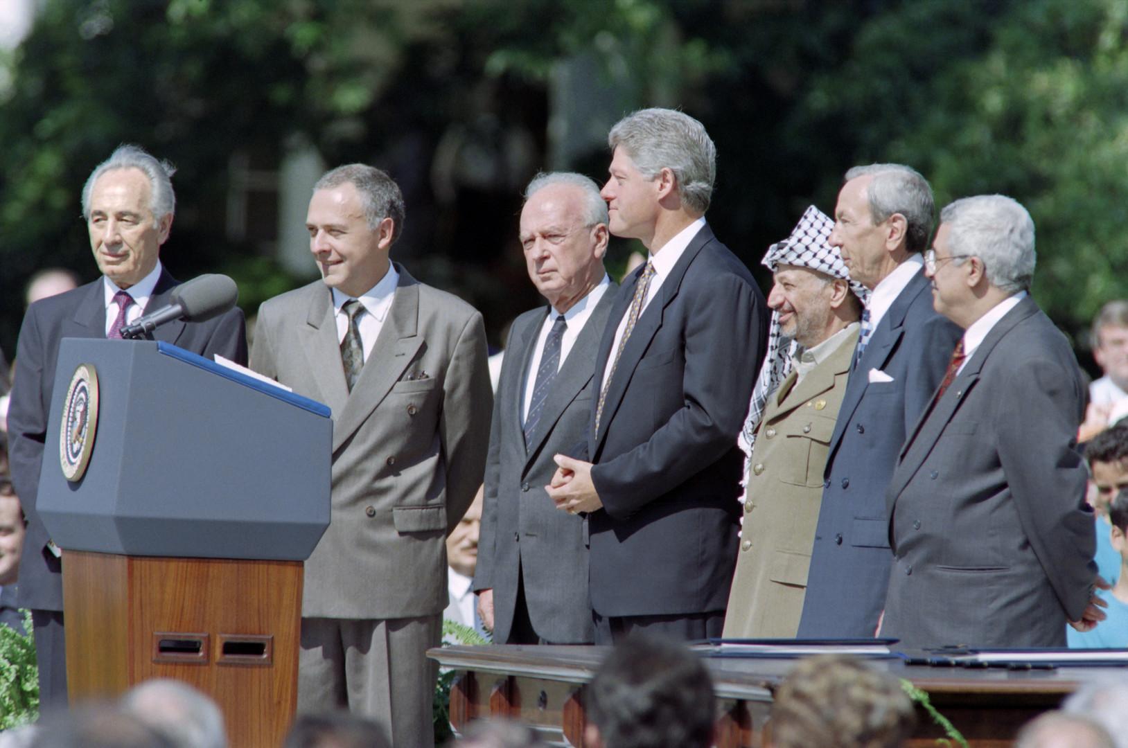 Il y a 30 ans, Arafat proclamait l'Etat palestinien : qu'est devenue la «solution à deux Etats» ?