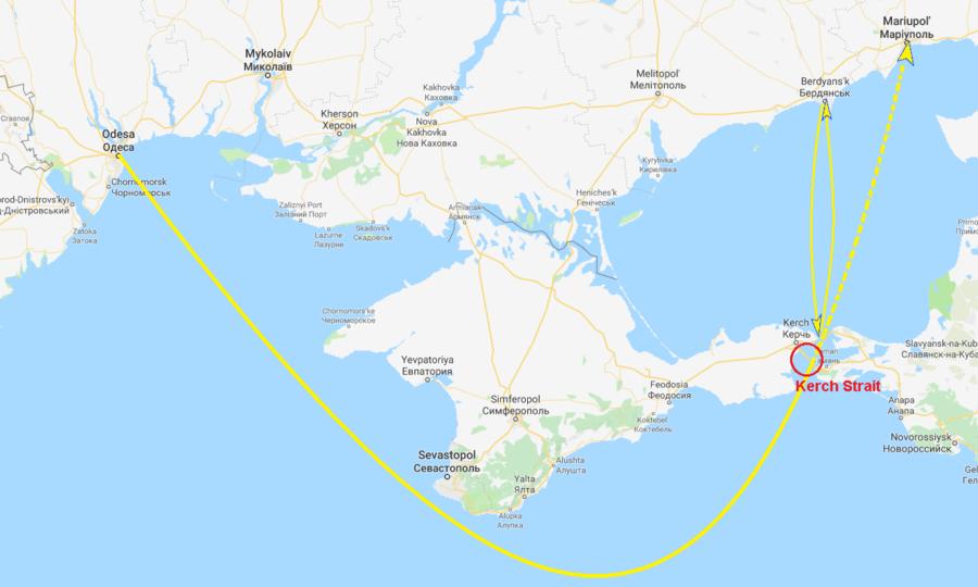 Crise entre l'Ukraine et la Russie: «Clairement une provocation» de Kiev, selon Poutine (EN CONTINU)