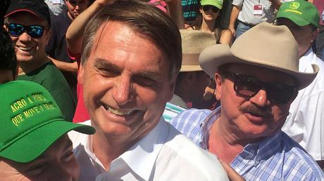 Jair Bolsonaro veut transférer l'ambassade du Brésil à Jérusalem