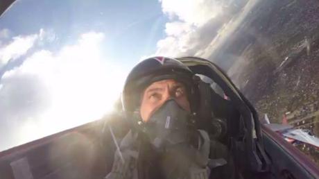 La patrouille aérienne russe «Striji» montre ses talents