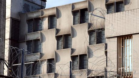 La prison de Metz-Queuleu, en 2008.