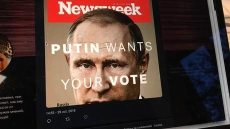 Capture d'écran Twitter @krasivoo/Newsweek