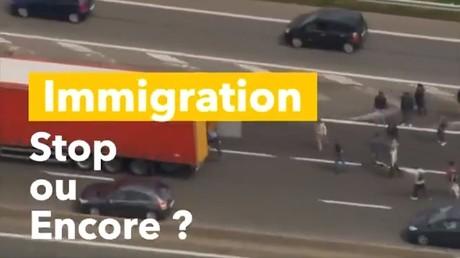 «Immigration, stop ou encore ?» : le RN parodie le clip du gouvernement pour les européennes (VIDEO)