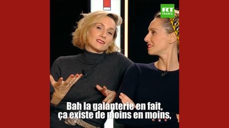Répondez, les Français veulent savoir : Anne-Sophie et Marie-Aldine Girard