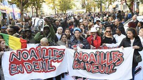 Marseille : un balcon s'écroule en pleine marche blanche pour les victimes des immeubles effondrés