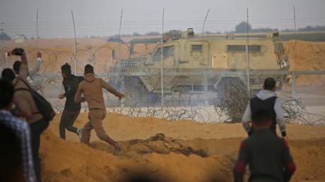 Six morts, dont deux responsables du Hamas, dans une opération israélienne à Gaza