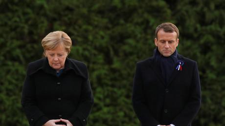L'«orgueil de l'empire allemand», l'Europe, Macron, Merkel... et la mémoire