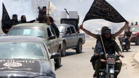 Des djihadistes d'al-Nosra (image d'illustration).