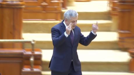 Le vice-président de la Chambre des députés roumains, Florin Iordache.