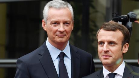 Silence assourdissant : Macron et Le Maire snoberaient-ils les «gilets jaunes» ?