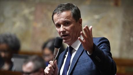 """En France, «c'est le """"parti de l'étranger"""" qui gouverne», selon Nicolas Dupont-Aignan (VIDEO)"""