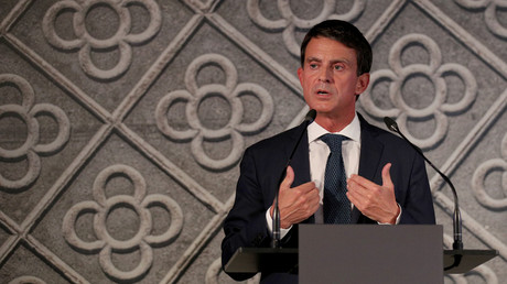 Législatives partielles à Evry : l'héritier de Manuel Valls nettement en tête au premier tour