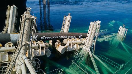 Pipeline de TurkStream.