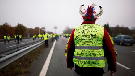 Strasbourg : un «gilet jaune» condamné à quatre mois de prison ferme