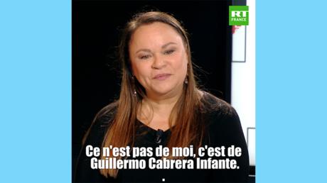 Répondez, les Français veulent savoir : Zoé Valdés