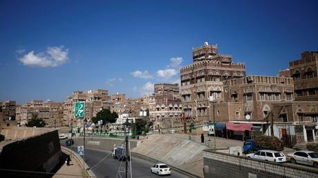La ville de Sanaa, au Yémen, le 19 novembre 2018.