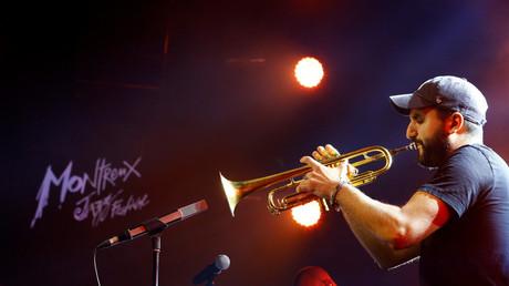 Le trompettiste Ibrahim Maalouf, le 13 juillet 2017 (image d'illustration).
