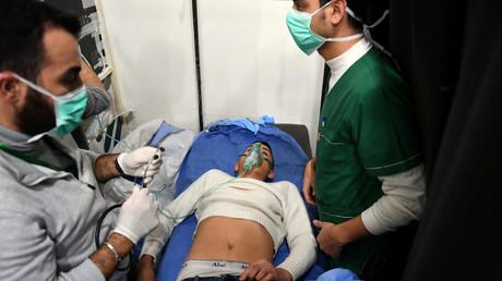 Alep : «L'attaque au chlore attribuée aux rebelles trouble le statu quo» (ENTRETIEN)