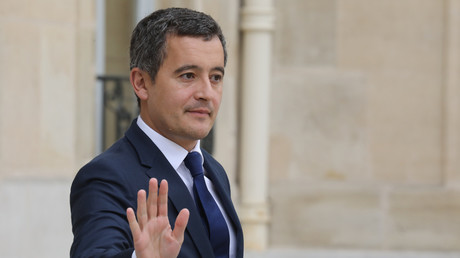 Gilets jaunes : pour Darmanin, «c'est la peste brune qui a manifesté sur les Champs-Elysées»