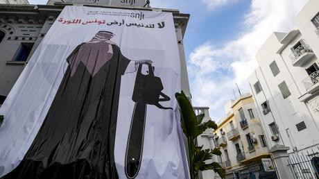En Tunisie, des voix s'élèvent contre la venue de Mohammed ben Salmane