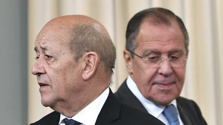 Lavrov à Paris pour poursuivre le dialogue de Trianon : où en sont les relations franco-russes ?