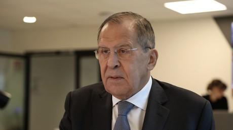 «Integrity Initiative» : Lavrov déplore l'idéologie anti-russe d'une opération britannique présumée