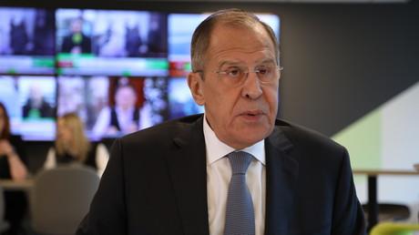 Médias russes discriminés : Moscou ne se «vengera» pas sur les journalistes français, selon Lavrov