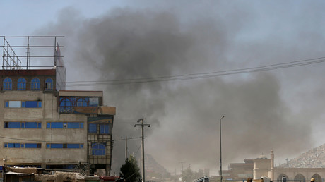 Une compagnie de sécurité britannique attaquée à Kaboul, dix morts