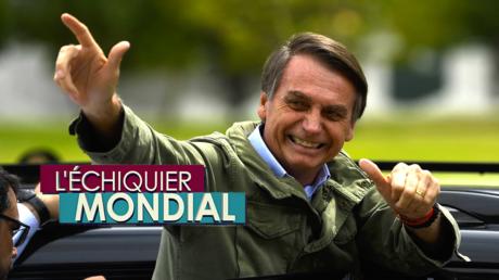 L'ECHIQUIER MONDIAL. Brésil : l'arrivée d'un Trump latino ?