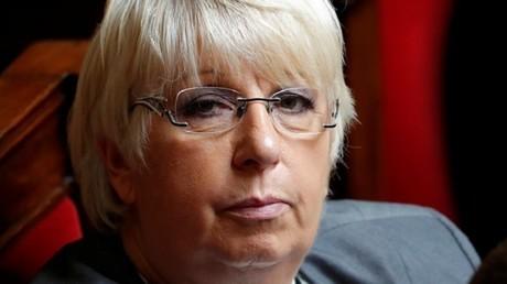 La permanence de la députée LREM Claire O'Petit vandalisée à coup de masse
