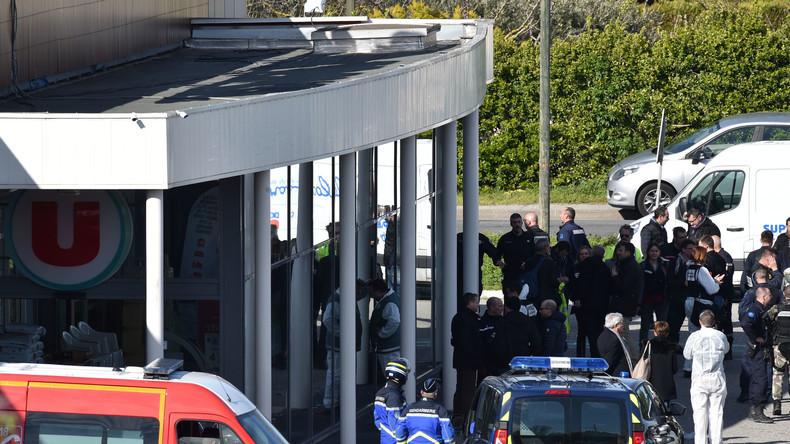 Le fournisseur d'armes présumé du terroriste de Trèbes placé en garde à vue