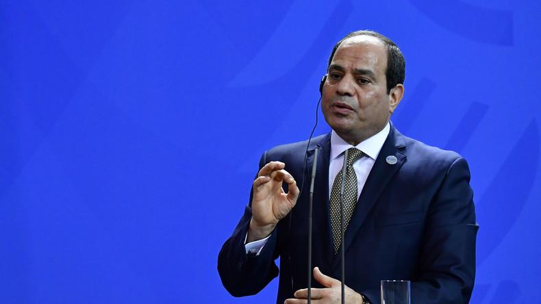 Le président égyptien demande aux migrants de respecter la culture des pays qui les accueillent