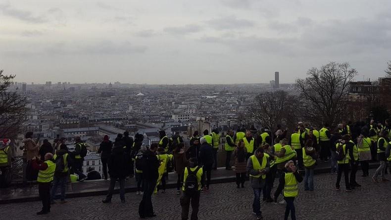 Acte 6 des Gilets jaunes : une diversion organisée à Versailles ?