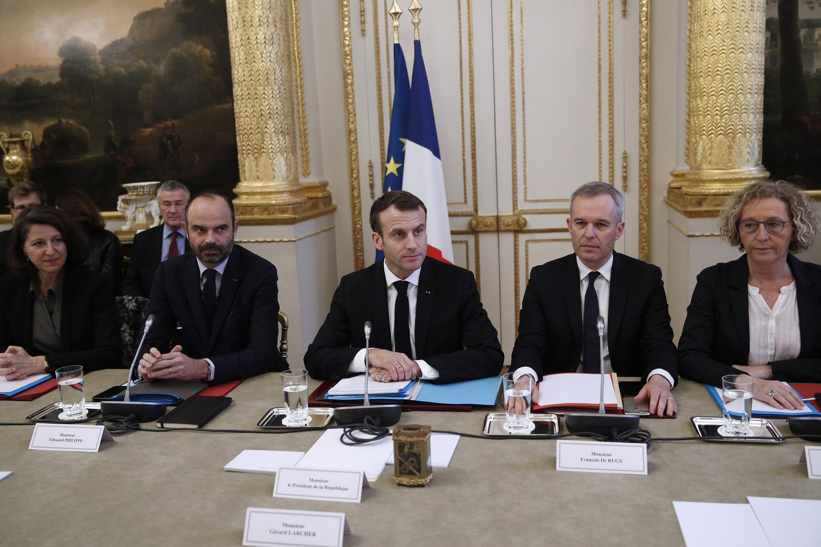 Le gouvernement «trop intelligent, trop subtil» pour les Français, selon le chef des députés LREM
