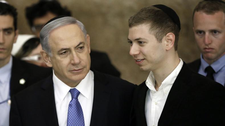 Dictature de la pensée» : Facebook suspend le compte du fils de Benjamin Netanyahou