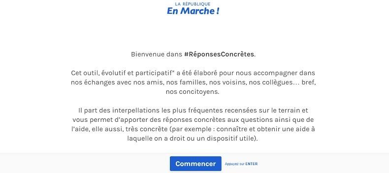 Joyeux Noël LREM ! Des militants publient un guide pour aider à défendre l'action de Macron