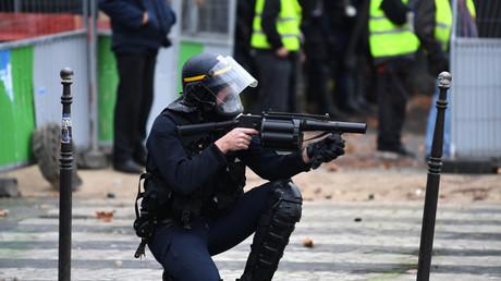 Yves Blein (LREM) : «Il faut différencier casseurs professionnels» et manifestants