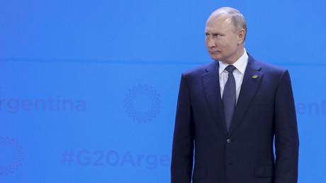 Poutine au G20 : «La contribution russe dans la lutte antiterroriste est la plus importante»
