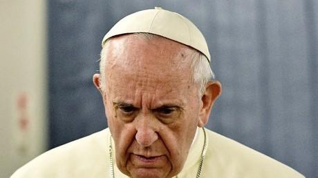 Le pape François s'inquiète du fait que l'homosexualité «influe sur la vie de l'Eglise»