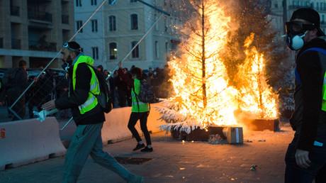Marseille : décès d'une octogénaire blessée par un tir de grenade lacrymogène