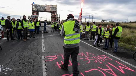 Des Gilets jaunes à Paris le 3 décembre 2018 (image d'illustration).