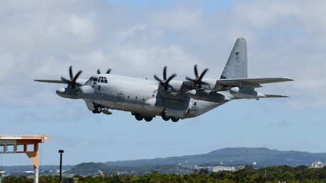 Deux avions de l'armée américaine entrent en collision au Japon : cinq disparus