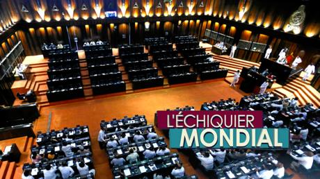 L'ECHIQUIER MONDIAL. Sri Lanka : un fauteuil pour deux Premiers ministres