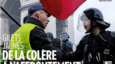 Hervé Ryssen, militant antisémite en gilet jaune, fait la une de Paris Match : la Licra s'indigne