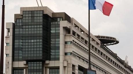 Bâtiment du ministère de l'Economie et des Finances à Paris (image d'illustration).