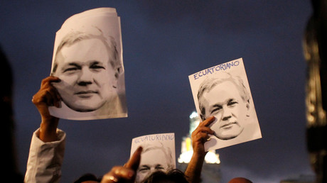 Les conditions réunies pour qu'Assange quitte l'ambassade à Londres, selon le président équatorien