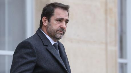 Christophe Castaner le 5 décembre 2018 à Paris.