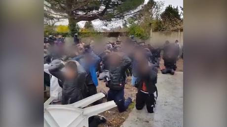 Lycéens interpellés à Mantes-la-Jolie